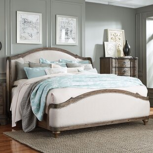 Inexpensive Abbe Upholstered Panel Bed by Birch Lane™ Heritage Reviews (2019) & Buyer's Guide