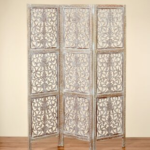 Key West 3 Panel Room Divider by Whole House Worlds