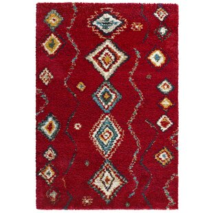 Nomadic Red Rug by Mint Rugs