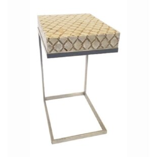 Bradyn End Table by Breakwater Bay