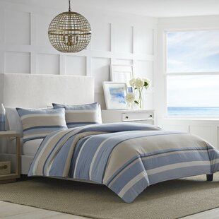 Abbot Cotton Reversible Comforter Set