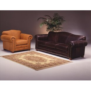 Omnia Leather Sedona Leather Configurable Living Room Set