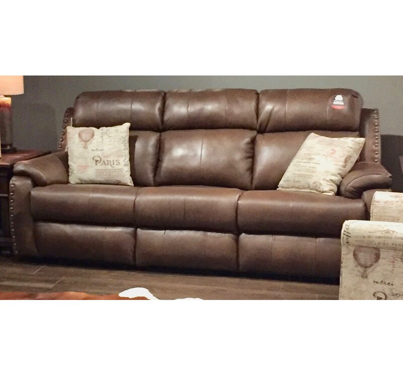 Southern Motion Blue Ribbon Reclining Sofa Wayfair Ca