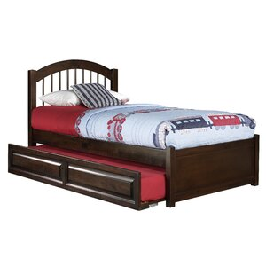Matt Panel Bed with Trundle