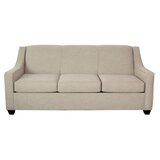 Phillips 76 Recessed Arm Sofa by Edgecombe Furniture