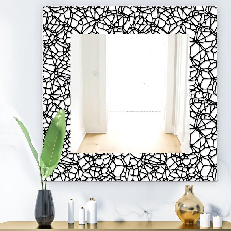 Mosaic Bathroom Vanity Mirror