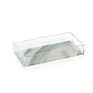 Amabel Agate Serving Tray