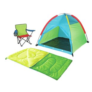 Pacific Play Tents Child Camping Kit Play Tent