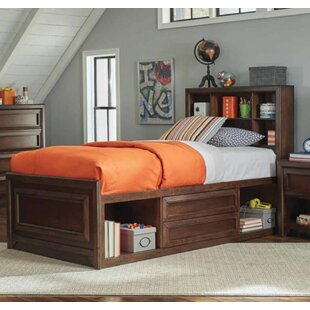 Serrano Storage Twin Platform Bed