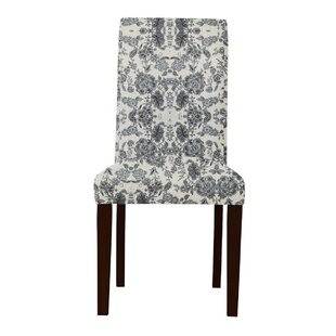 Lattimore Upholstered Parsons Chair (Set of 2) by Red Barrel Studio