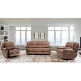 Mervin Reclining Configurable Living Room Set