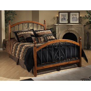 Newcastleton Panel Bed by Fleur De Lis Living