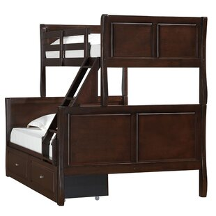 Chamblee Bunk Bed with Drawers
