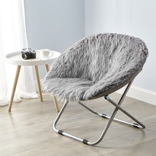 Kanisha Papasan Chair by Three Posts