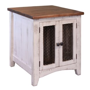 Buying Frausto End Table with Storage by August Grove Reviews (2019) & Buyer's Guide