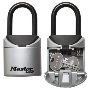 Compact Portable Key Safe by Master Lock Company