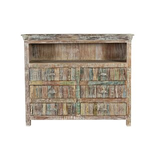 Desirae 6 Drawer Chest