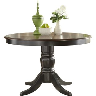 Whiteland Dining Table by Three Posts
