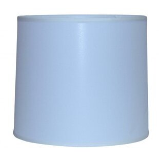 Extra large lamp shades wayfair 16 linen drum lamp shade mozeypictures Image collections