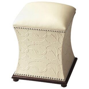 Stephanie Storage Ottoman by Darby Home Co