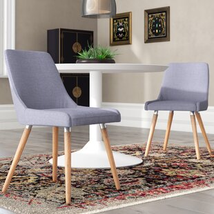 Stafford Upholstered Dining Chair (Set Of 2) By Mikado Living