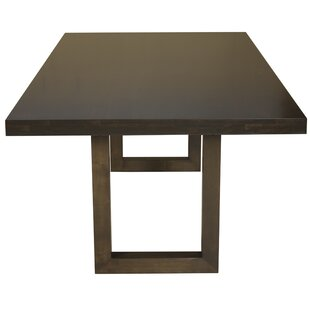 Emerson Extendable Solid Wood Dining Table Saloom Furniture