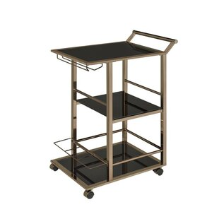 Filip Serving Bar Cart by Ebern Designs