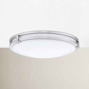 Saturn Flush Mount by Lith..