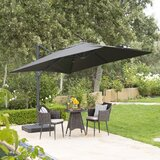 Wardingham 9.8 Square Cantilever Umbrella
