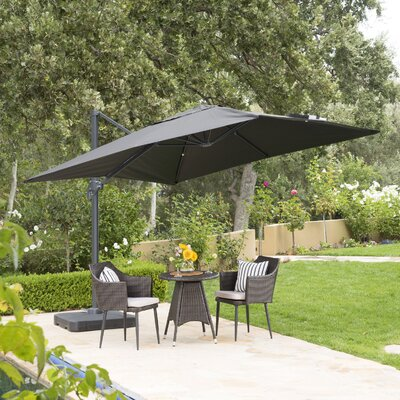 Wardingham 9.8 Square Cantilever Umbrella by Red Barrel Studio Looking for