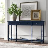 Beaumont 60 Console Table by Kelly Clarkson Home