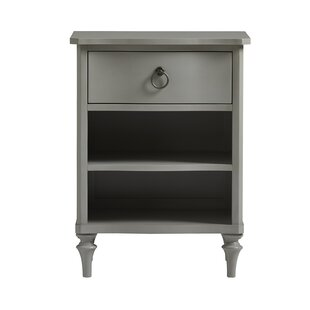 Comparison Wisp 1 Drawer Nightstand by YoungHouseLove