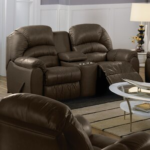 Taurus Reclining Loveseat by Palliser Furniture