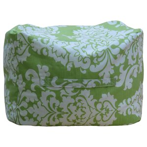 Premier Home Damask Pouf by Fox Hill Trading