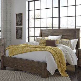 Union Rustic Fiorella Panel Bed