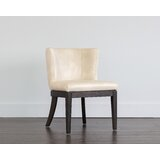 Buell Upholstered Parsons Chair by Red Barrel Studio®