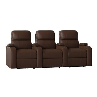 Edge XL800 Home Theater Lounger (Row of 3) Octane Seating