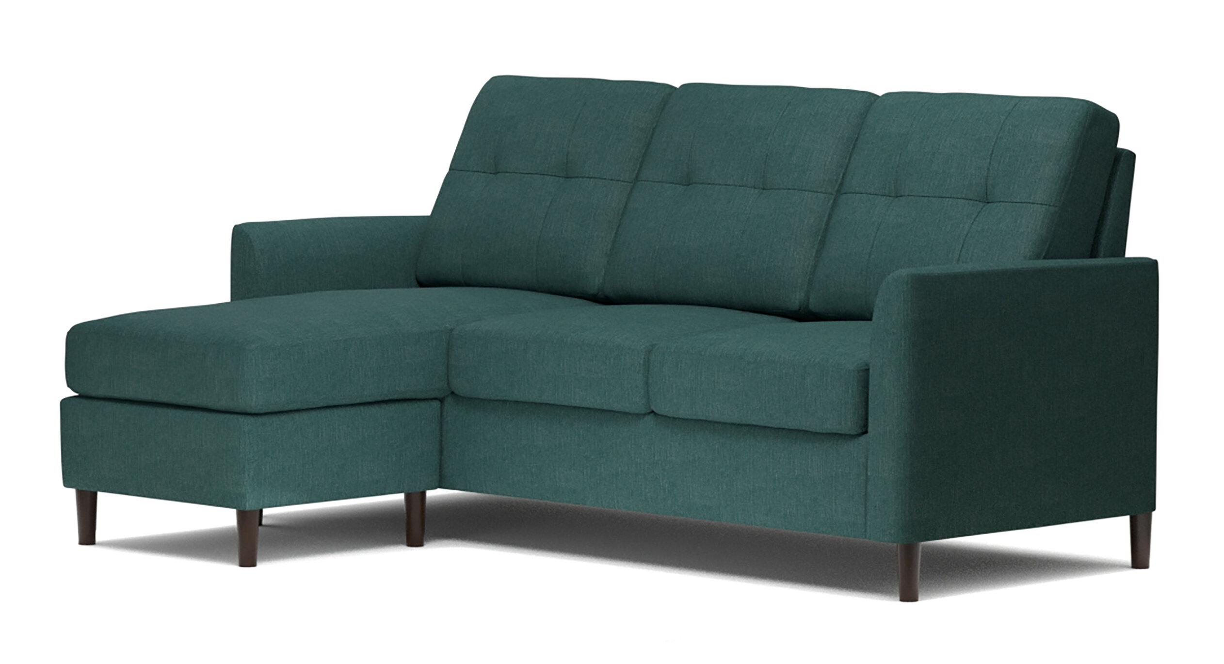 Ebern Designs Bates Reversible Sectional U0026 Reviews | Wayfair