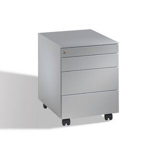 Classic 3 Drawer Vertical File By Symple Stuff