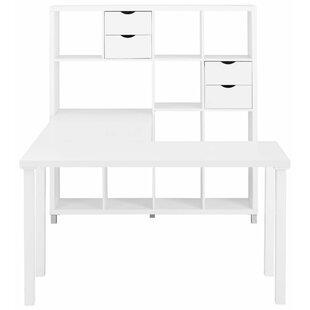 Wiley L-Shape Desk By Ebern Designs