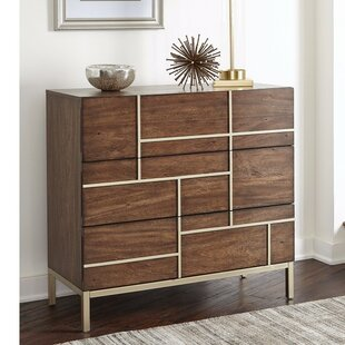 Denna Artistically 3 Drawer Accent Chest by Ivy Bronx