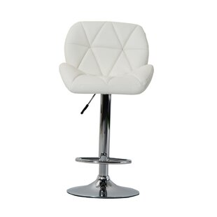 Danvers Swivel Adjustable Bar Stool By Zipcode Design