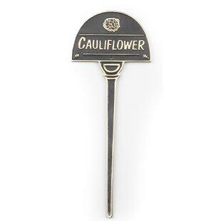 Cauliflower Vegetable Garden Sign By Symple Stuff