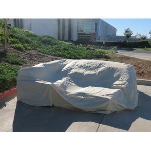 Freeport Park Square Patio Sofa Cover