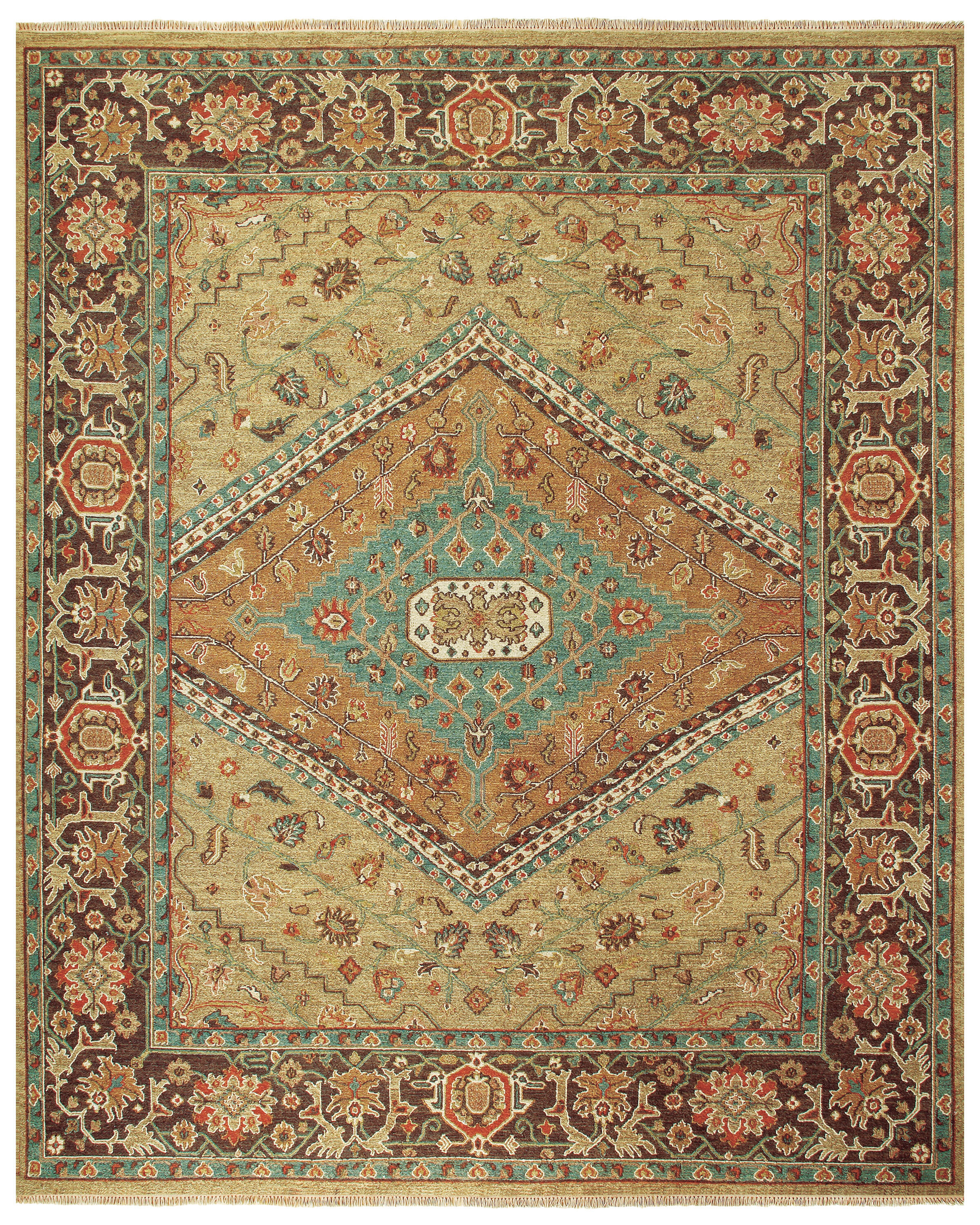 Yellow Gold Area Rugs You Ll Love In 2021 Wayfair