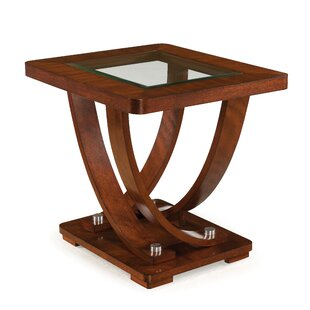 Crestside End Table