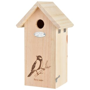 Review Hanging Birdhouse