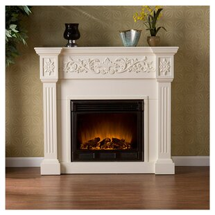 Electric Fireplace Cabinet | Wayfair
