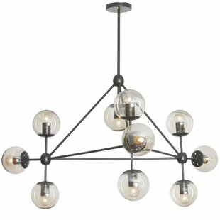 Corrigan Studio Frederick 10-Light Chandelier