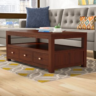 Compare Erskine Coffee Table by Latitude Run Reviews (2019) & Buyer's Guide